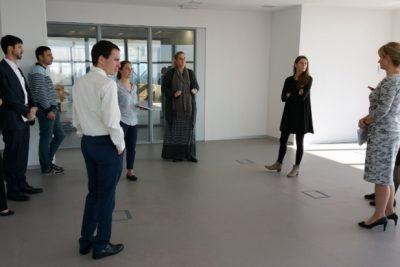 Посета Агенције за иновације и технологију Грузије 1
