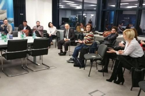 Poseta Mreže poslovnih udruženja crnomorskog regiona