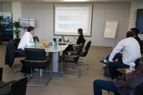Poseta predstavnika Poslovnog regiona Geteborg IKT 2