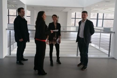 Poseta predstavnika Poslovnog regiona Geteborg IKT