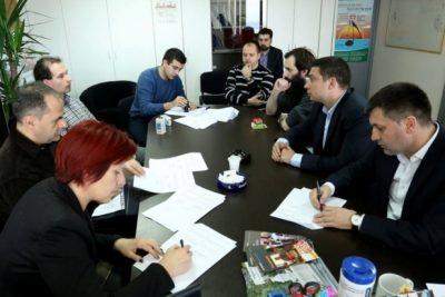 Потписани уговори о субвенцији са Градом 3