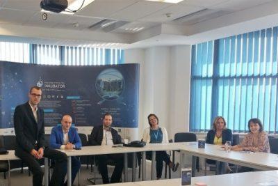 Presentation of crowdfunding platform Cadia Startup Exchange 3