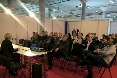 STP Belgrade at the Fair of techniques from May 16-20, 2016 1