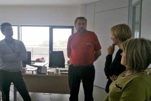 Switzerland- Global Enterprise u poseti NTP Beograd 1