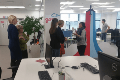 Switzerland- Global Enterprise у посети НТП Београд 2