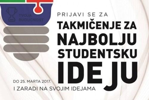 Такмичење за најбољу студентску идеју у Србији