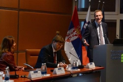 Представници српске стартап заједнице у посети Словенији 2