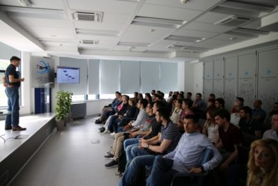Prof. Nikolić sa Berklija održao predavanje u NTP Beograd