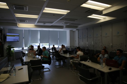 Data Science Conference - technical tutorials held in STP Belgrade