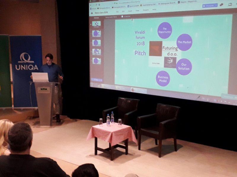 Стартапи из НТП Београд представили иновативна решења на Зимском Вивалди Форуму
