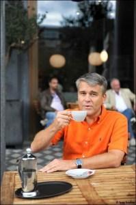 Mr. Ernst Loendersloot, Senior kandidaat notaris te Maastricht. Fotograaf: Bert Beelen