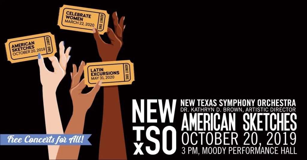 NTSO Concert American Sketches Promo