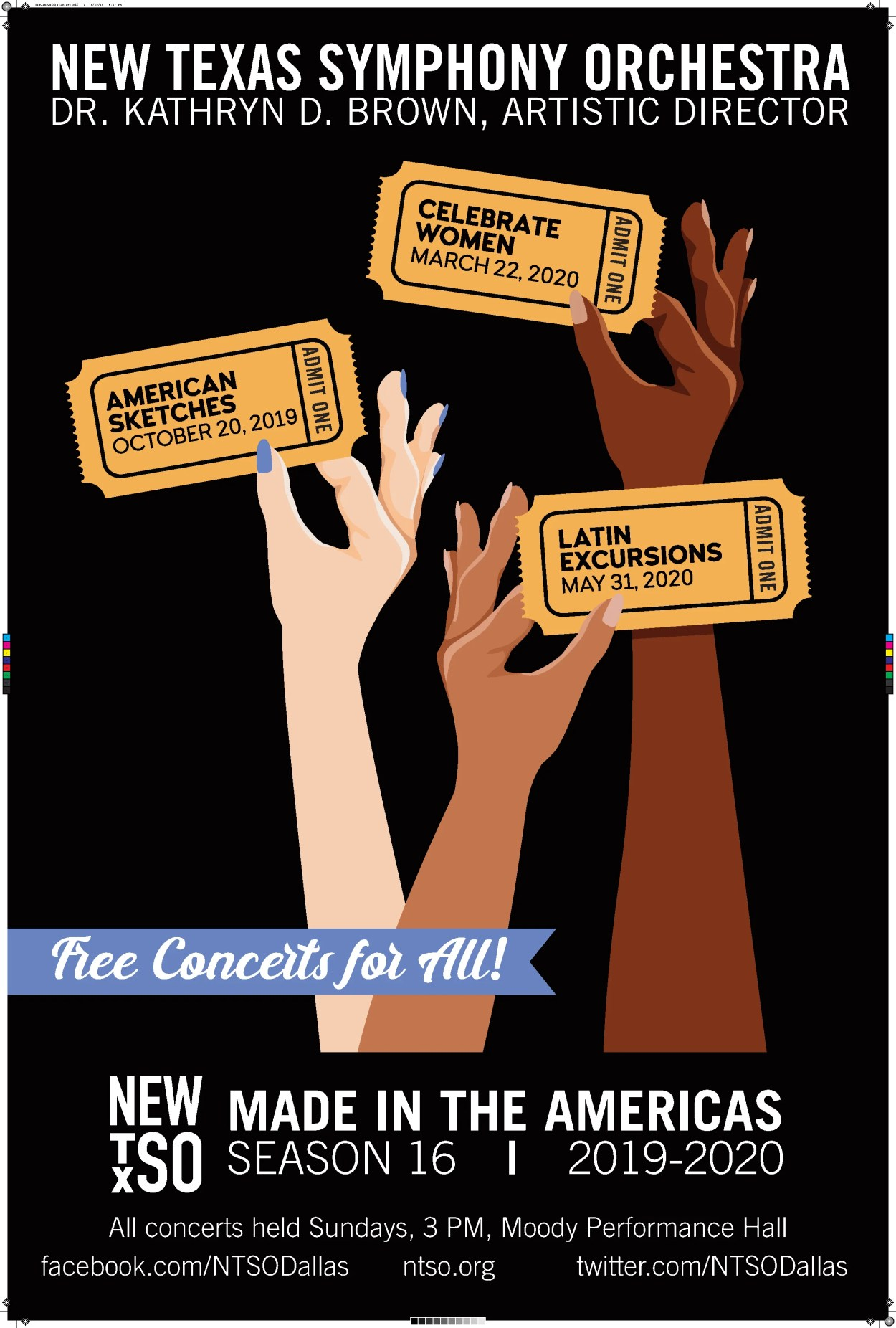 New Season! Made in the Americas.