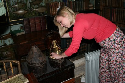 Working alongside conservation assistants and volunteers to undertake daily conservation cleaning within the property.