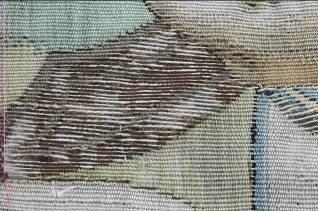 Gideon before ©National Trust/Textile Conservation Studio