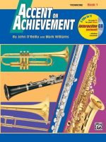 Crockett Middle School F-Attachment Trombone Accessories