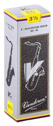 Vandoren V-12 Tenor Sax Reeds, 3.5