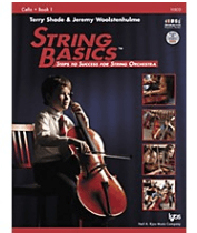 String Basics Book 1 Cello
