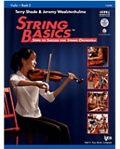 String Basics Book 2 Violin