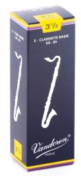 BASS CLAR Vandoren 3.5 reeds