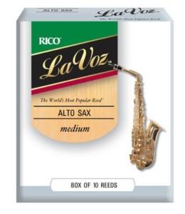 LaVoz Alto Sax Medium
