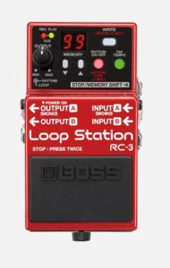 BOSS - RC-3 - Loop Station