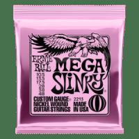 Mega Slinky Nickel Wound Electric Guitar Strings