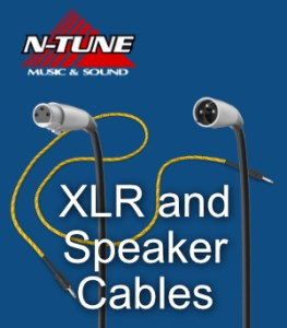 XLR and Speaker Cables