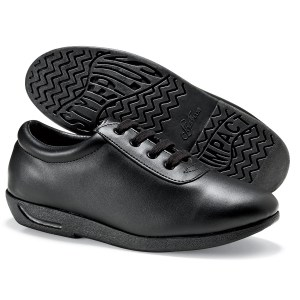 Impact Black Marching Shoes