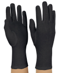 Long-Wristed Poly-Nylon Stretch Glove