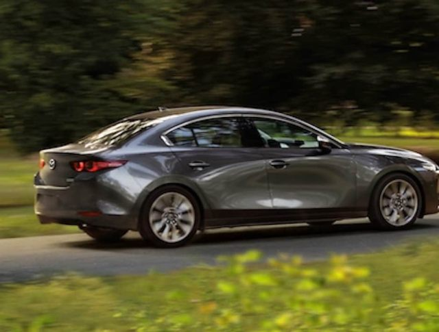 Why the Reimagined 2019 Mazda3 Sedan Is Getting Driver's Attention