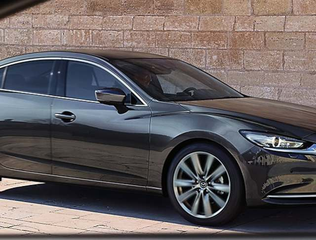 You Won't Believe the Thought Behind Designing the Mazda6