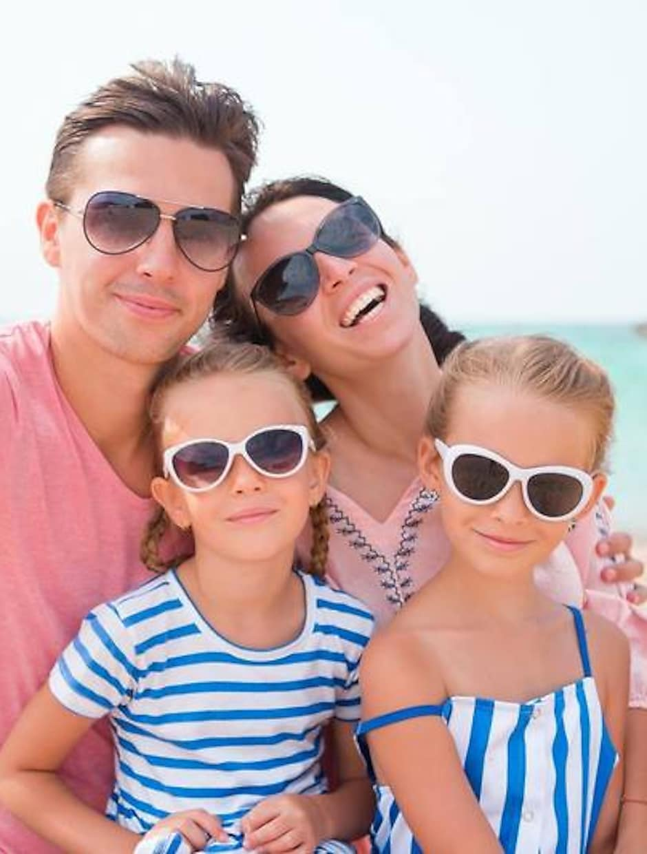 Skip the Airport Security Line For Your Next Family Vacation