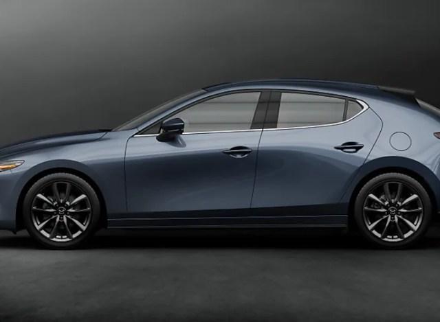 Hatchback or Sedan? See the 2019 Mazda3