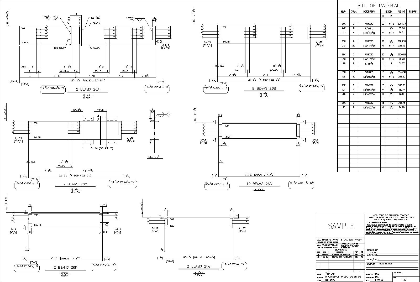 Steel Detailing