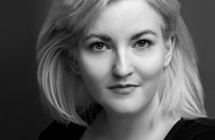 Caoimhe Heaney - Nua Collective Headshot