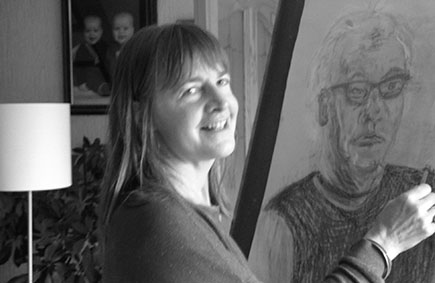 Gillian Cussen - Nua Collective - Artist - Profile Image - BW