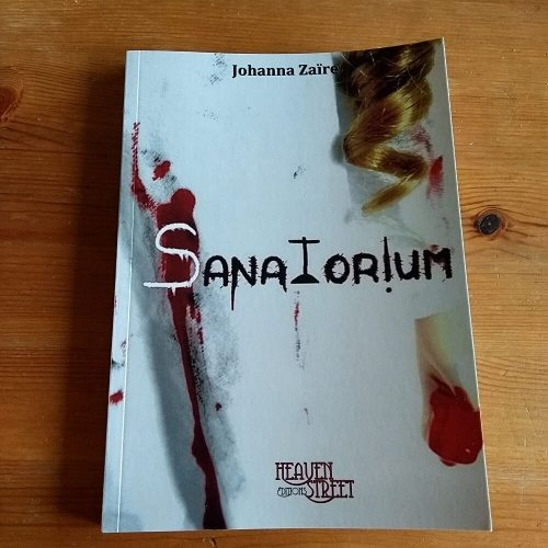 Sanatorium - Johanna Zaïre
