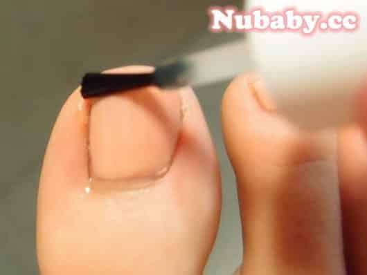 腳部居家保養 指緣油+身體保溼油