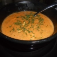 Thai-Style Chicken Pumpkin Soup