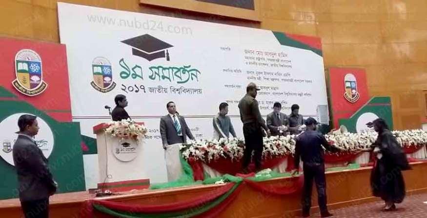national university convocation