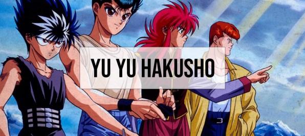 Yu Yu Hakusho