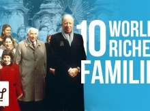 richest families in the world 2020