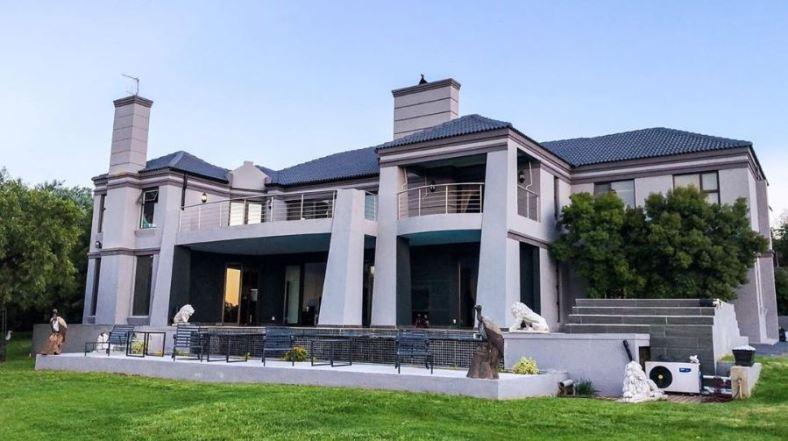 Cassper Nyovest house 2020