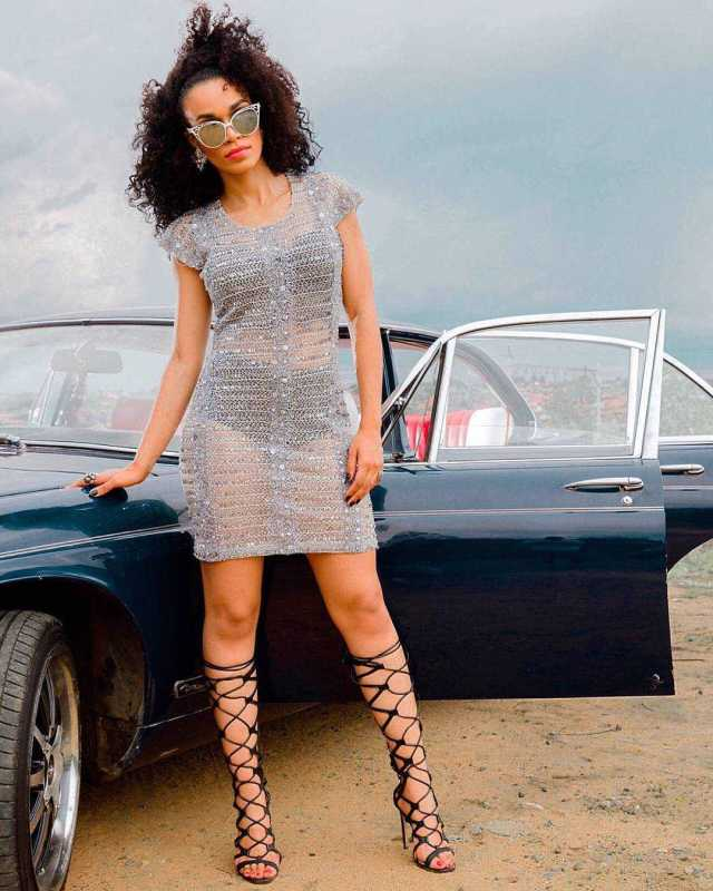 Pearl Thusi Net Worth 2020