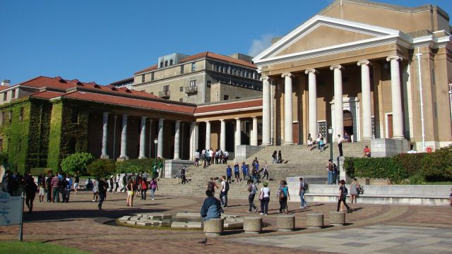 top 10 best universities in south africa