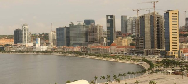 Angola, largest economy in africa 2020