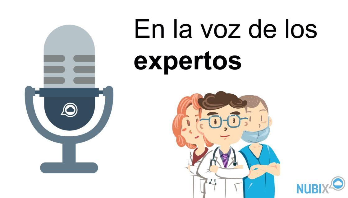 podcast en la voz de los expertos