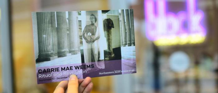 Ritual & Revolution: Janet Dees and Grace Deveney on Carrie Mae Weems [Audio]