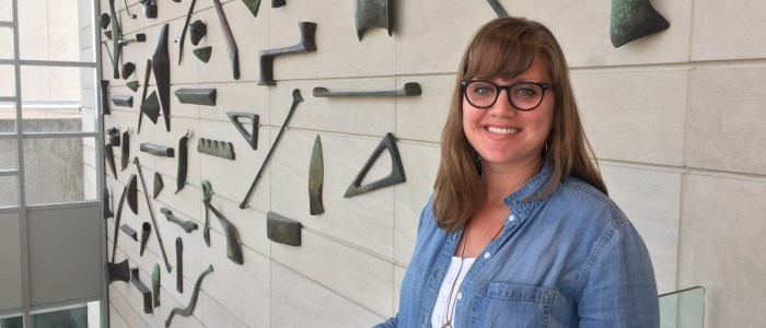 Meet Block Museum Fellow, Beth Derderian